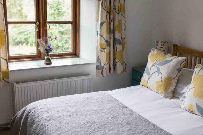 Mardon's pretty double bedroom